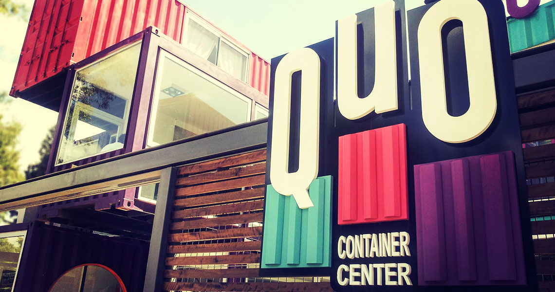 QUO Container Center Sustentabilidad